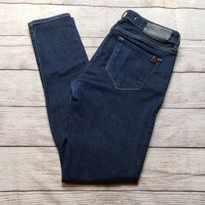 !it jeans size 29 ultra skinny dark wash mid rise